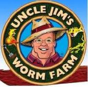 Uncle Jim's Worm Farm 1000 count Red Wiggler Services By Uncle Jim's